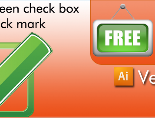 Free Vector Green check box with check mark